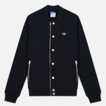 Champion Reverse Weave x Beams Bomber Men's Bomber Black photo- 0