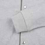 Мужская куртка бомбер Champion Reverse Weave x Beams Bomber Grey Marl фото- 2
