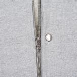 Мужская куртка бомбер Champion Reverse Weave x Beams Bomber Grey Marl фото- 3