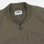 Edwin Baller Men's Bomber Olive photo- 2
