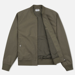Edwin Baller Men's Bomber Olive photo- 1