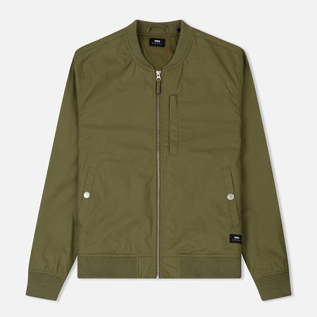 Мужская куртка бомбер Edwin Baller Poly Cotton Coated Military Green
