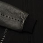 Мужская куртка бомбер Edwin Baseball Black фото- 4