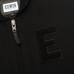 Мужская куртка бомбер Edwin Baseball Black фото- 3