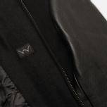 Мужская куртка бомбер Edwin Baseball Black фото- 5