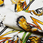 Мужская куртка бомбер Evisu Evergreen Tiger Landscape All Over Printed Ecru Multicolor фото - 2