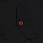 Мужская куртка харрингтон Fred Perry Ealing Black фото- 7