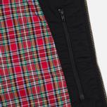 Мужская куртка харрингтон Fred Perry Ealing Black фото- 8