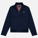 Fred Perry Ealing Men's Bomber Carbon Blue photo- 0