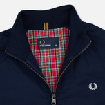 Fred Perry Ealing Men's Bomber Carbon Blue photo- 2