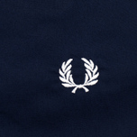 Fred Perry Ealing Men's Bomber Carbon Blue photo- 4