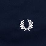 Мужская куртка харрингтон Fred Perry Ealing Carbon Blue фото- 4