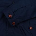 Мужская куртка харрингтон Fred Perry Ealing Carbon Blue фото- 6