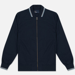 Мужская куртка бомбер Fred Perry Twin Tipped Bright Navy фото- 0