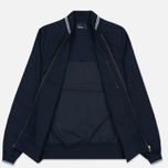 Мужская куртка бомбер Fred Perry Twin Tipped Bright Navy фото- 2