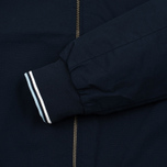 Мужская куртка бомбер Fred Perry Twin Tipped Bright Navy фото- 3