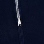Мужская куртка бомбер Gant Rugger Knitted Sweat Harbor Navy фото- 3