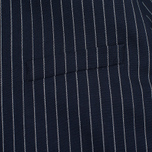 Gant Rugger Pinstriped Men's Bomber Navy photo- 4