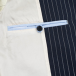 Мужская куртка бомбер Gant Rugger Pinstriped Navy фото- 6