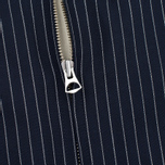 Мужская куртка бомбер Gant Rugger Pinstriped Navy фото- 3