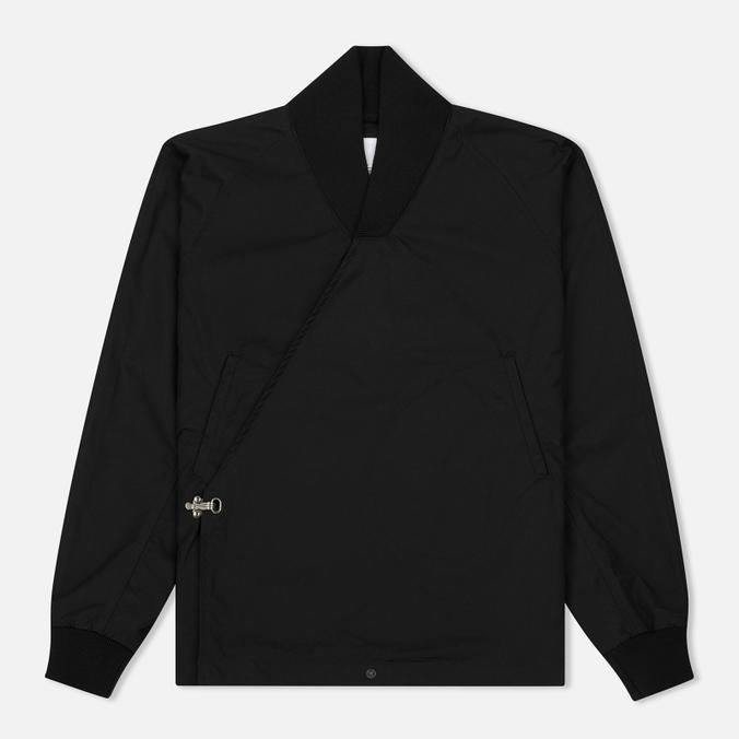Мужская куртка бомбер Garbstore Tomo Black