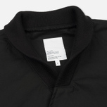 Мужская куртка бомбер Garbstore Tomo Black фото- 2