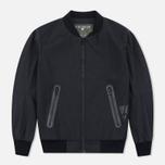 Мужская куртка бомбер Griffin MA-1 Majocchi Black фото- 0