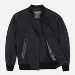Мужская куртка бомбер Griffin MA-1 Majocchi Black фото- 1