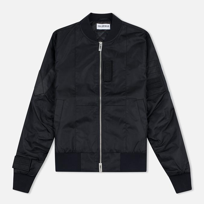 Мужская куртка бомбер Han Kjobenhavn Air Black