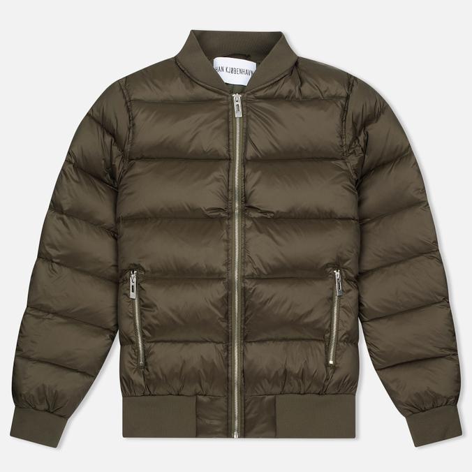 Мужская куртка бомбер Han Kjobenhavn Down Army Green