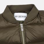 Мужская куртка бомбер Han Kjobenhavn Down Army Green фото- 1