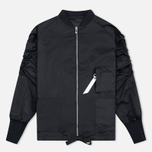 Han Kjobenhavn Parachute Men's Bomber Black photo- 0