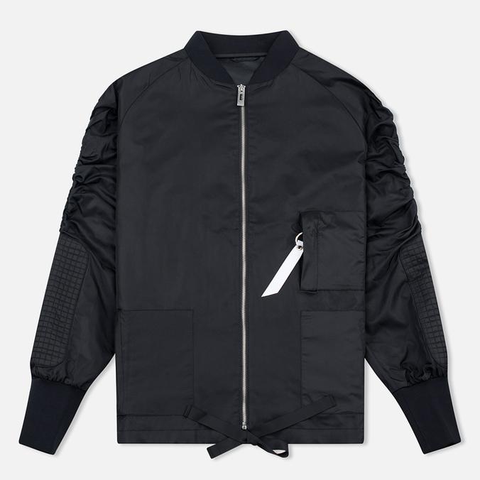 Мужская куртка бомбер Han Kjobenhavn Parachute Black