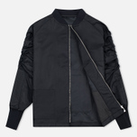 Han Kjobenhavn Parachute Men's Bomber Black photo- 1