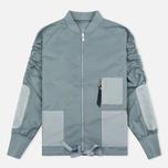 Мужская куртка бомбер Han Kjobenhavn Parachute Grey фото- 0