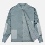 Мужская куртка бомбер Han Kjobenhavn Parachute Grey фото- 2