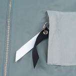 Мужская куртка бомбер Han Kjobenhavn Parachute Grey фото- 4