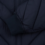 Мужская куртка бомбер Lacoste Live Diamond Quilted Down Navy фото- 4
