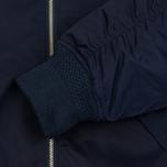 Мужская куртка бомбер Lacoste Live Multipocket Navy фото- 4