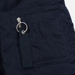 Мужская куртка бомбер Lacoste Live Multipocket Navy фото- 5