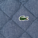 Мужская куртка бомбер Lacoste Live Quilted Down & Feathers Midnight Blue Chine фото- 3