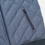 Мужская куртка бомбер Lacoste Live Quilted Down & Feathers Midnight Blue Chine фото- 5