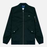 Мужская куртка бомбер Lacoste MA-1 Kelp Green фото- 0