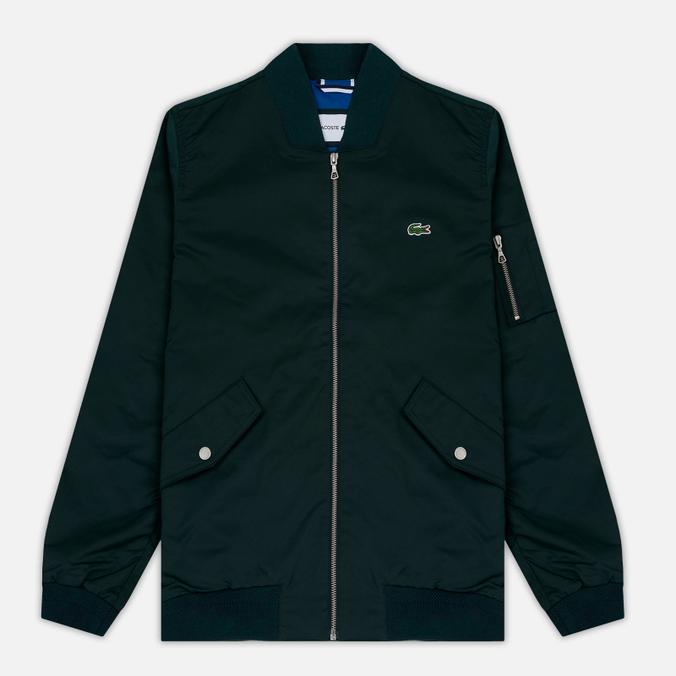 Мужская куртка бомбер Lacoste MA-1 Kelp Green