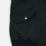 Мужская куртка бомбер Lacoste MA-1 Kelp Green фото- 4