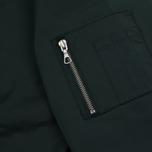Мужская куртка бомбер Lacoste MA-1 Kelp Green фото- 5