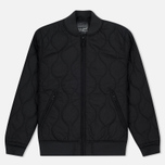 Мужская куртка бомбер Levi's Thermore Quilted Nightwatch Black фото- 0