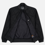 Мужская куртка бомбер Levi's Thermore Quilted Nightwatch Black фото- 1