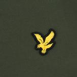 Мужская куртка бомбер Lyle & Scott MA-1 Dark Sage фото- 3