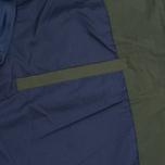 Мужская куртка бомбер Lyle & Scott MA-1 Dark Sage фото- 7